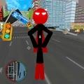 蜘蛛火柴人救援模拟器