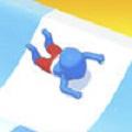泳池滑滑梯