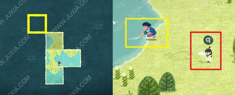 Carto第一章攻略 demo森林地图怎么拼攻略