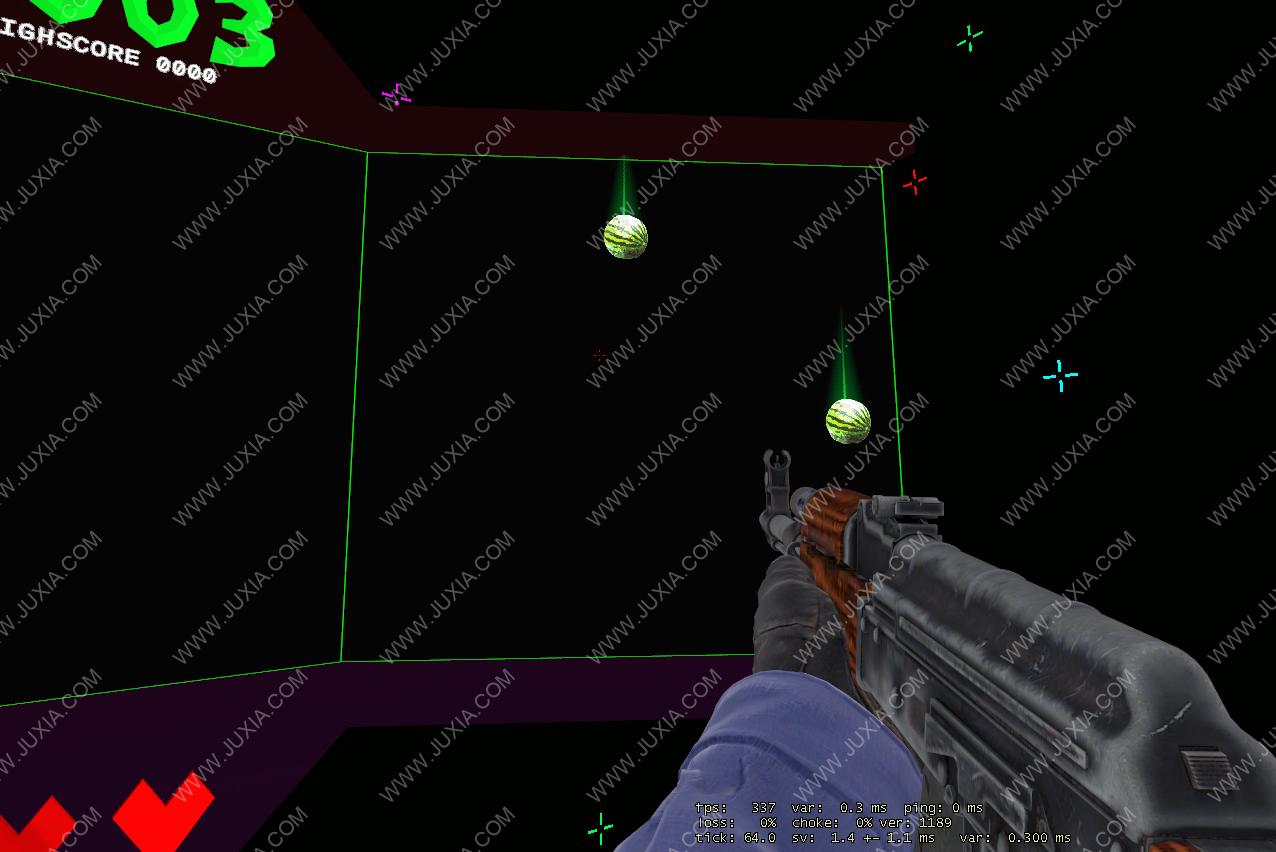 CSGOAK47压枪技巧详解 AK怎么压枪打的准