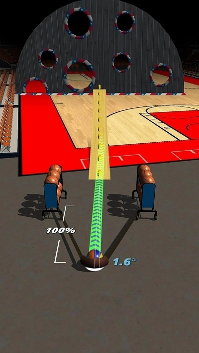 弹弓篮球截图
