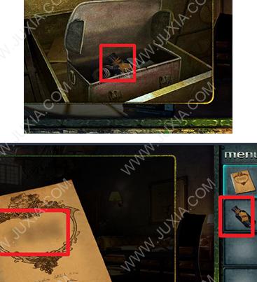 逃出50个房间之2攻略第三十二关 escape50rooms2包裹怎么打开