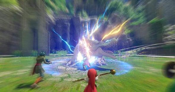 DQ11S决定版Steam获得特别好评 优秀的传统日式RPG
