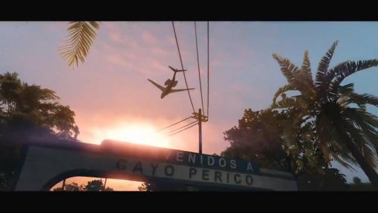 《GTAOL》更新佩里科岛抢劫任务 下载更新慢解决办法