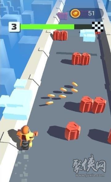 机器人竞速