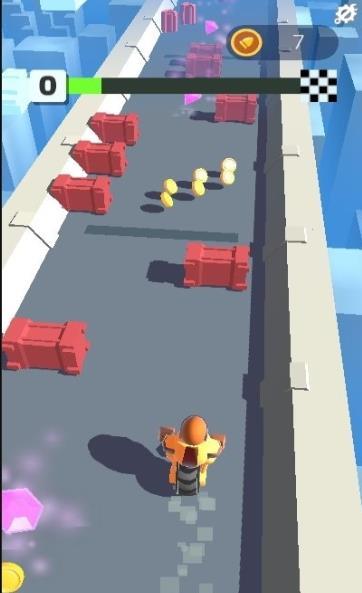 机器人竞速截图