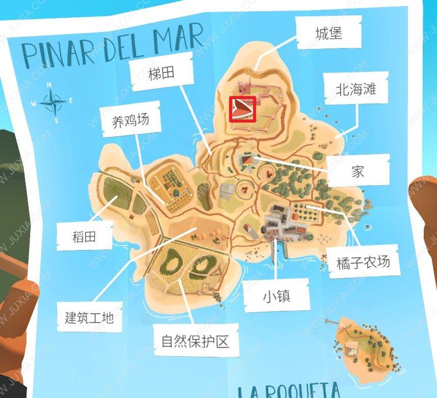 Alba攻略西班牙帝雕在哪里 阿尔芭与野生动物的故事攻略西班牙帝雕怎么找