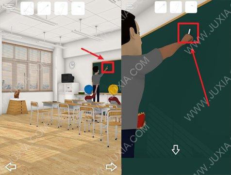 逃脱游戏学校攻略粉笔擦怎么获得 EscapeGameSchool攻略图文详解