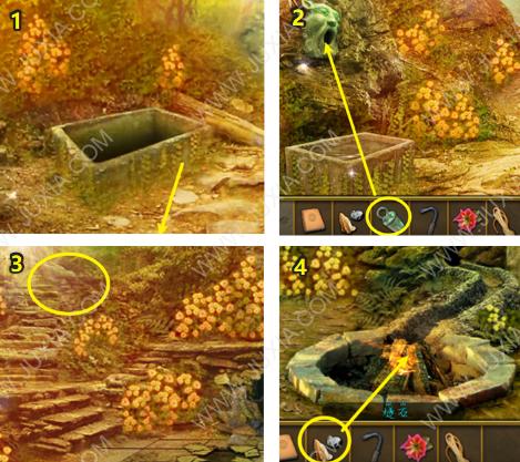 TheLostCity图文攻略银狮钥匙获得方法 失落之城石狮子门怎么选