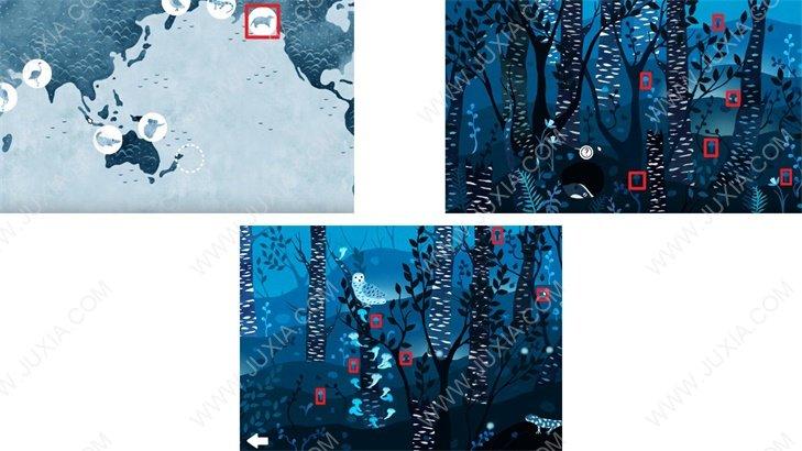 under leaves第二个世界浣熊场景攻略 第二个世界下图文解析