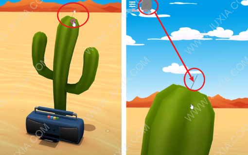 Escape Game:Arabian Night剧情章节沙漠上攻略 一千零一夜沙漠全图解