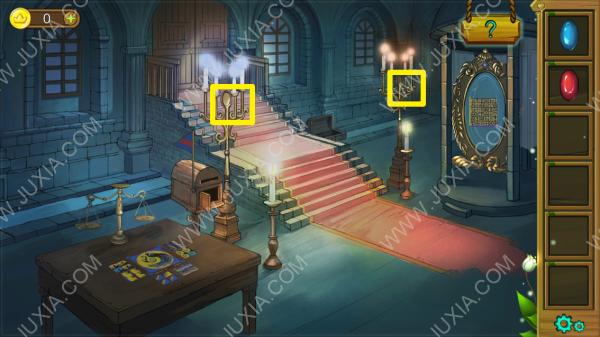 切莉公主历险记攻略第5关拼图获得技巧 蓝色魔法水晶获得方法全图解