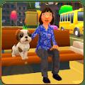 虚拟猫狗携带模拟器游戏
