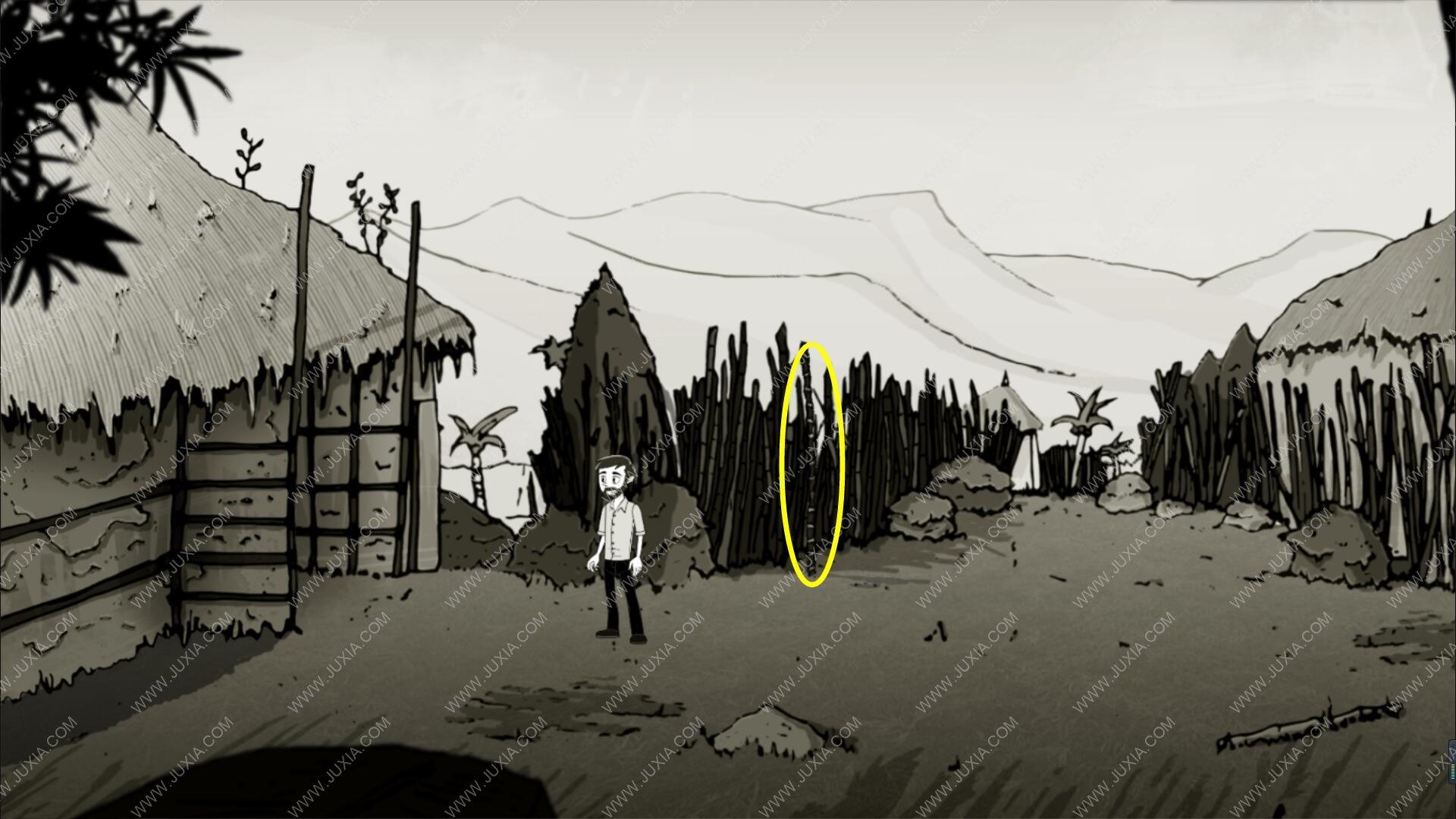 脚下的路攻略第四幕 detention游戏全攻略