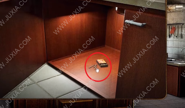 escape50roomsIV攻略第9关 逃生挑战50个房间之四刀具在什么地方