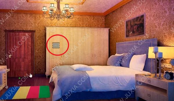 roomescape50rooms4攻略第30关 逃生挑战50个房间之四怎么玩拼图游戏