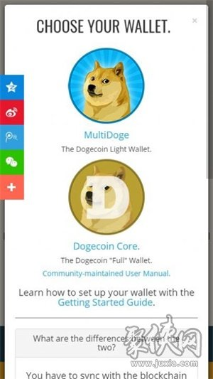 Dogecoin Wallet钱包
