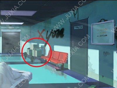密室逃脱医院越狱攻略第二章 如何获取大门的密码