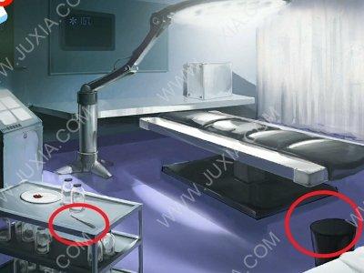 密室逃脱医院越狱攻略第3关 手术刀在什么地方拿到