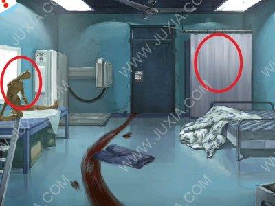密室逃脱医院越狱第四章攻略 电脑的密码怎么获取