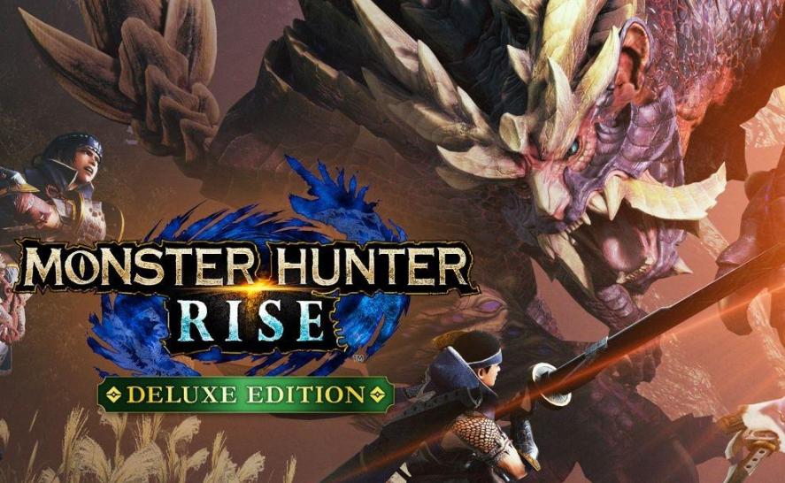 《怪物猎人:崛起》偷跑:亚马逊已向部分玩家发货