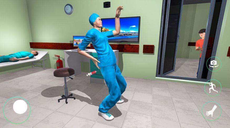 邪恶护士逃生模拟人生