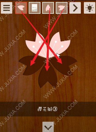 密室逃脱奶奶的恶作剧攻略第三部分 所有的樱花瓣如何进行获取