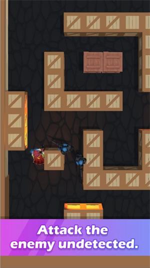 刺客杀手狩猎截图