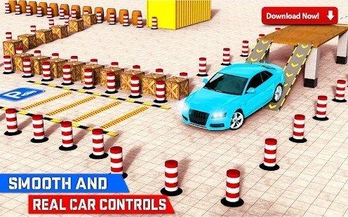 新车高级停车模拟器3D截图