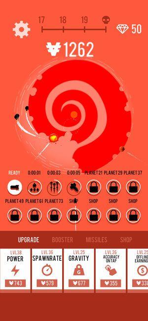 PlanetBomber截图