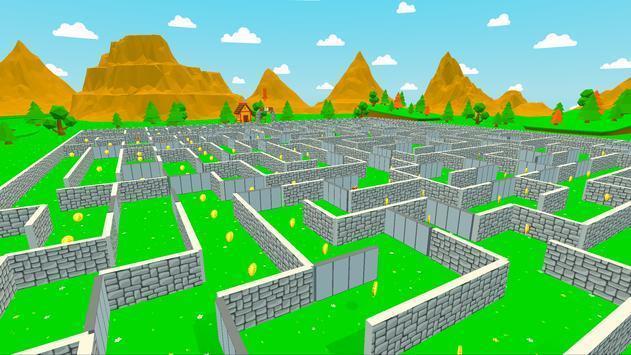 像素迷宫3D