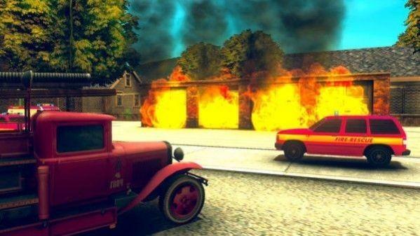 真实消防员模拟器