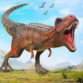 真正的恐龙攻击