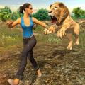 狮子王动物狩猎