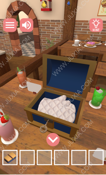 逃脱游戏新鲜面包店攻略图文下 新鲜面包店大门的密码是什么