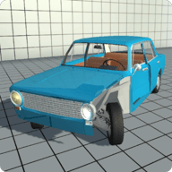 简单的车祸物理模拟器