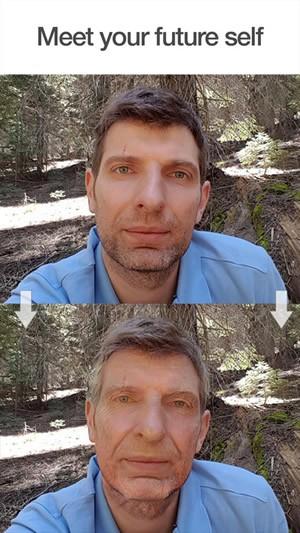 face变老截图