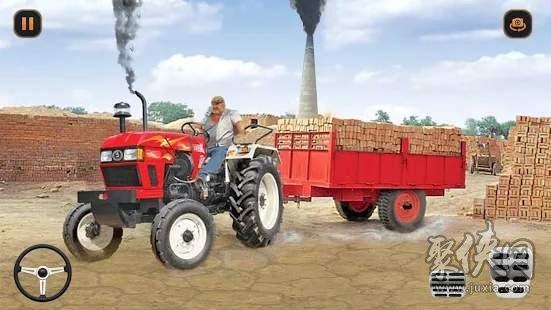 拖拉机台车模拟器