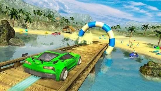 水上冲浪车截图