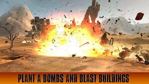 核爆模拟器截图