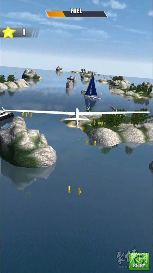 吊索滑翔机