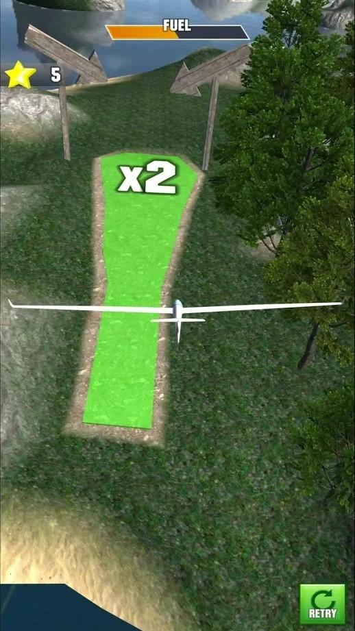 吊索滑翔机截图