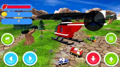 宝宝越野卡车模拟驾驶