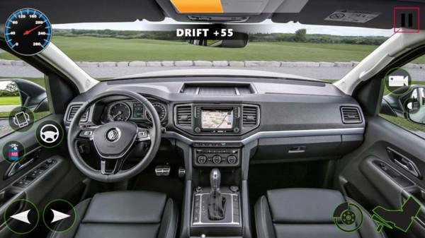 超级汽车漂移模拟器截图