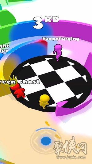 彩色迷宫竞技