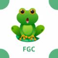 FGC青蛙錢包