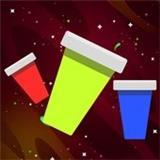 杯類顏色堆棧