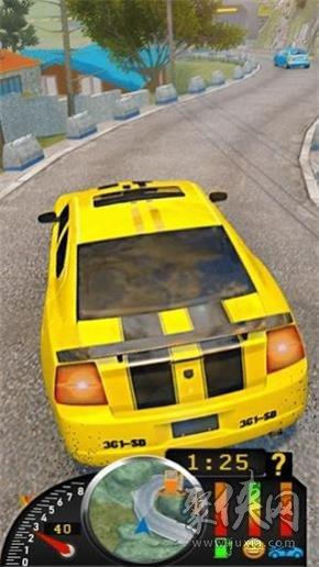 越野出租车