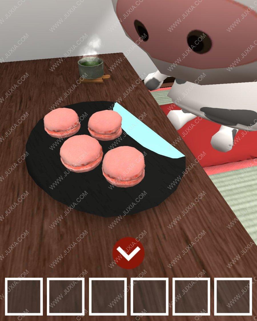逃脱游戏旧钟和甜点屋攻略  EscapeGameOldclockandsweetsparlor攻略-迷失攻略组