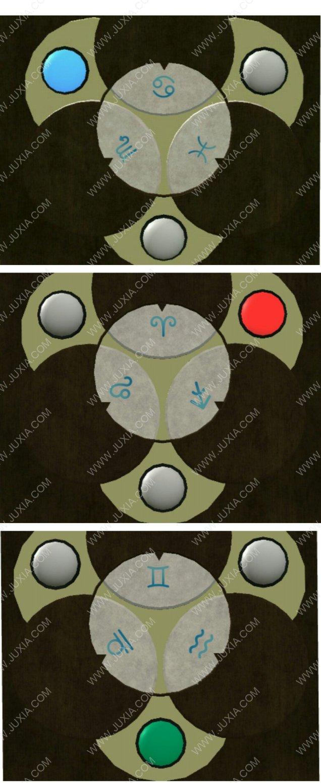 繁星满天的夜晚和萤火虫攻略大全上 TheStarryNightandFireflies游戏密码是什么